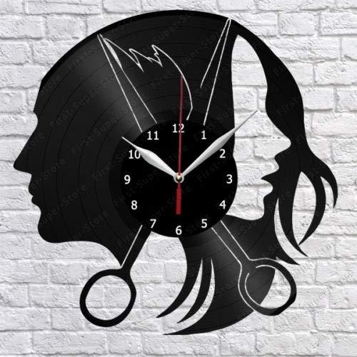 relojes con discos de vinilo fabricante ZRZDGL'ART
