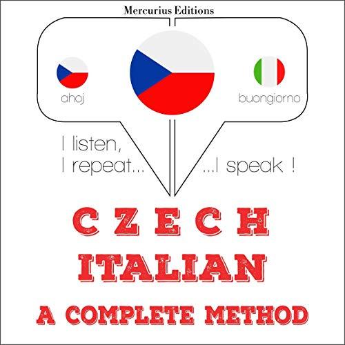 Czech - Italian. A complete method cover art