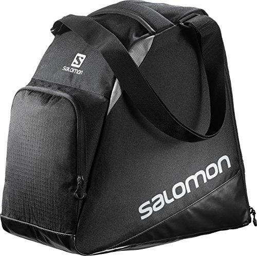 Salomon, Ski-Ausrüstungstasche (33 L), EXTEND GEARBAG, Schwarz, (Black/Light Onix), L38280600