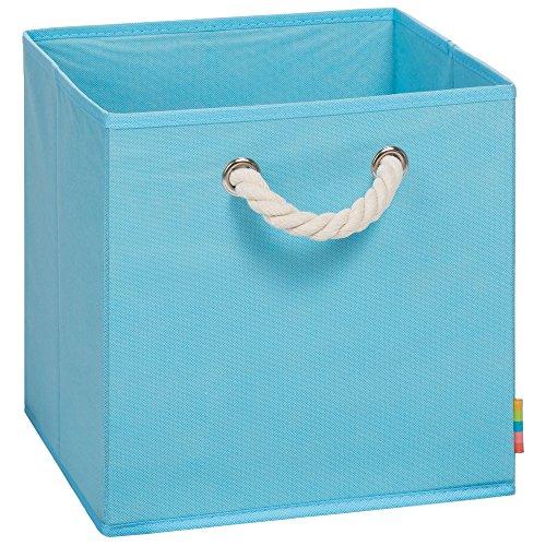 Storanda) Aufbewahrungsbox Leo - 30x30x30 cm