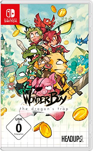 Wonder Boy: The Dragon´s Trap - Nintendo Switch [Importación alemana]