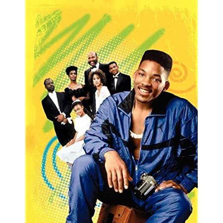 FRESH PRINCE OF BEL AIR Show 80/'s /& 90/'s Posters Teen TV Movie Poster 24 X 36 B