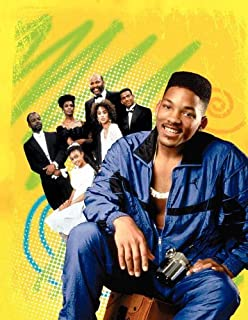 The Fresh Prince of Bel-Air 11 x 17 TV Poster - Style A