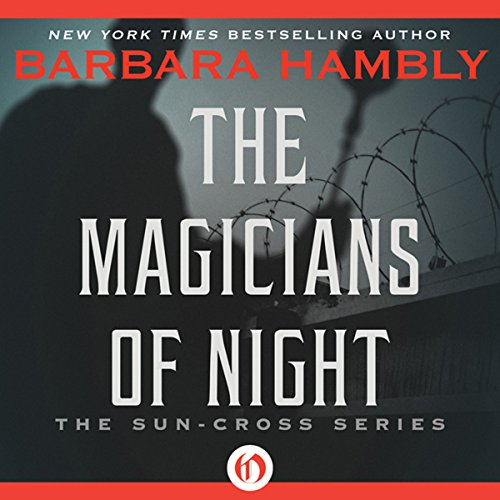 Magicians of Night audiobook cover art