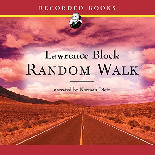 Random Walk audiobook cover art