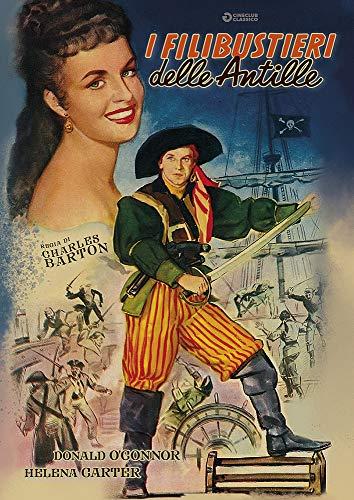 I Filibustieri Delle Antille [Italia] [DVD]