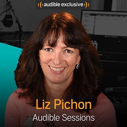 Liz Pichon audiobook cover art