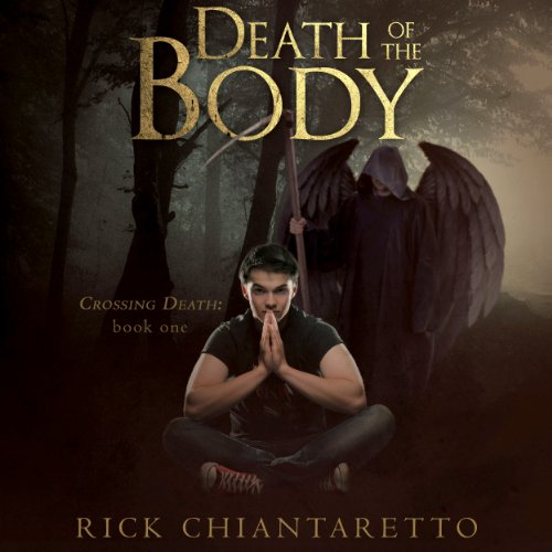 Death of the Body audiobook cover art