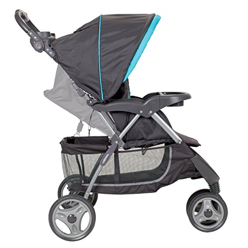 Image of Baby Trend EZ Ride 5 Travel System, Hounds Tooth