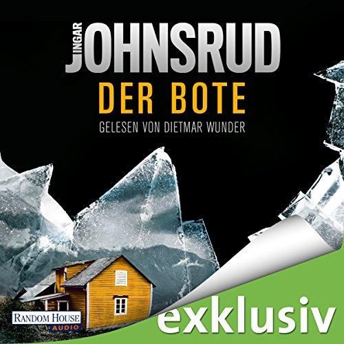 Der Bote Fredrik Beier 2 Audiobook Cover Art