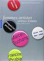Femmes artistes/Artistes Femmes de Catherine Gonnard