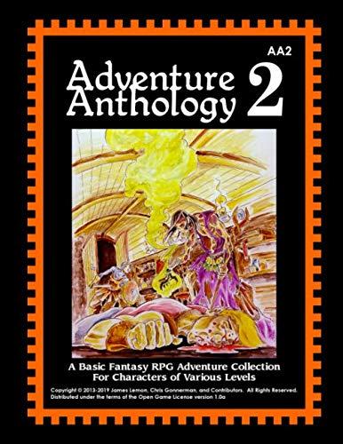 Adventure Anthology 2