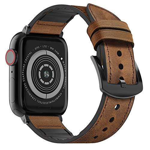 MARGE PLUS Compatible Apple Watch Band 44mm 42mm, Sweatproof...