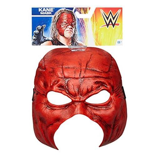 Wrestling Maschera Viso della Mattel.