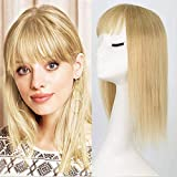 Lativ Hair Topper with Bangs Synthetic...