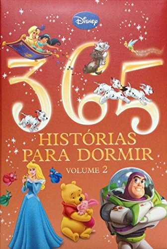DCL Disney - 365 Histórias Para Dormir - Volume 2, Multicores