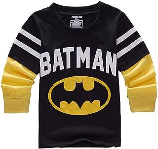 Boy's DC Comics Superman/Batman Long Sleeve Graphic Shirt
