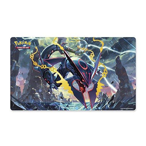 Pokemon Card Supplies Shiny Mega Rayquaza Play Mat