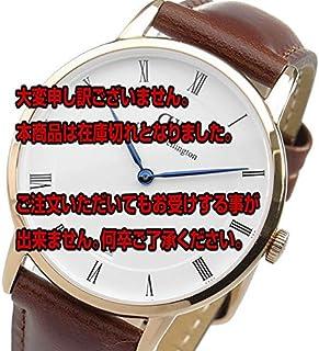 ダニエル ウェリントン ダッパー セントモース/ローズ 34mm 腕時計 1130DW [並行輸入品]