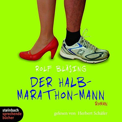 Der Halb-Marathon-Mann cover art