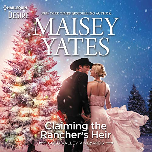 Claiming the Rancher's Heir cover art