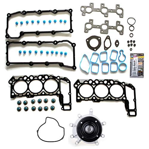 SCITOO Timing Cover Gasket Set Replacement for Jeep Grand Cherokee ...