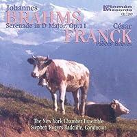 Serenade in D Op 11 / Pieces Breves (Arr Busser)