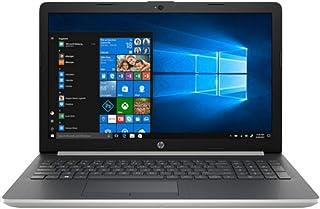 HP 15-da1006ne Laptop, Intel Core i7-8565U, 15.6 Inch, 1TB, 16GB RAM, NVIDIA GeForce MX130(4GB GDDR5), Win 10, Eng-Ara KB, Silver
