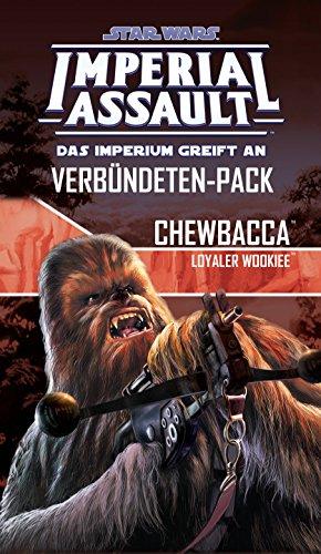 Fantasy Flight Games FFGD4505 Star Wars: Imperial Assault-Chewbacca