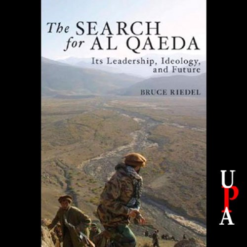 The Search for Al Qaeda audiobook cover art