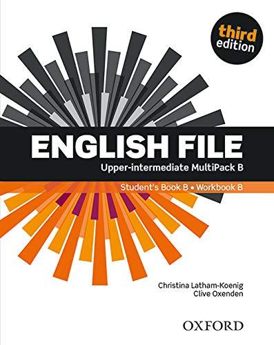 English File : Upper-Intermediate MultiPack B - Student's