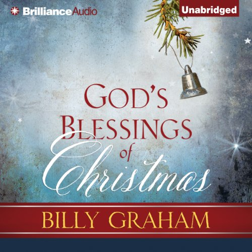 God's Blessings of Christmas audiobook cover art