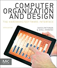 Computer Organization and Design MIPS Edition: The Hardware/Software Interface (The Morgan Kaufmann Series in Computer Arc...