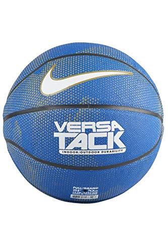 Nike Balón de baloncesto Versa Tack 8P - Balón de baloncesto para interior - Outdoor (Game Royal/Anthracite/Neutral Olive/White)