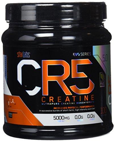 Starlabs nutrition cr5, 100% creatina...