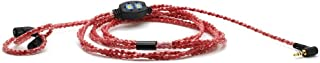 Mix Wave Beat Audio 2.5mm Balanced Vermilion for JH Audio BEA-3119 From Japan