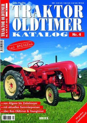 Traktor Oldtimer Katalog Nr. 4
