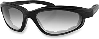 Bobster Fat Boy Photochromic Riding Glasses (BLACK)