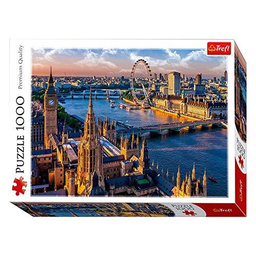 Trefl- Puzzle Londra, TRF10404