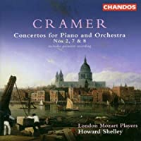 Concertos for Piano (Shelley, London Mozart Players) by Cramer (2002-08-02)