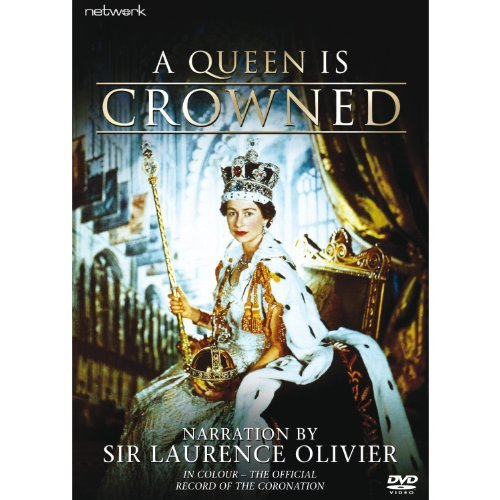A Queen Is Crowned [Region 2] by Laurence Olivier