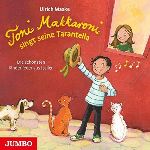Toni Makkaroni singt seine Tarantella cover art