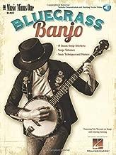 Bluegrass Banjo: Music Minus One Banjo