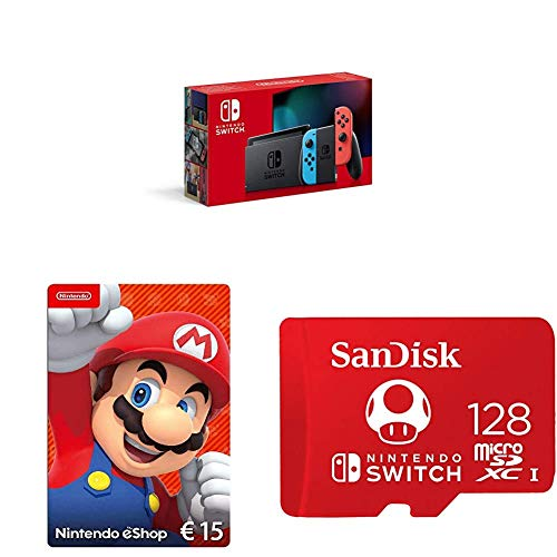 Nintendo Switch Konsole Bild