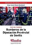 Bomberos de la Diputación Provincial de Sevilla. Test del Temario: Diputación Provincial de Sevilla