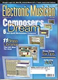 Electronic Musician Magazine, March 2003 (Vol. 19, No. 4)