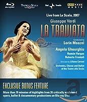 Giuseppe Verdi: La Traviata (Live from La Scala, 2007) [Blu-ray] [Import]