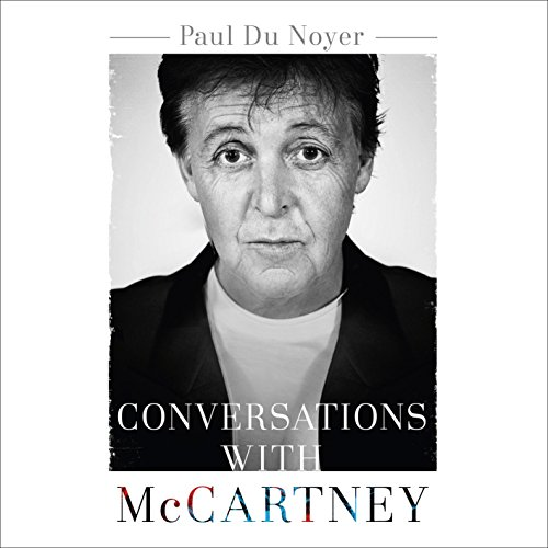 Conversations with McCartney audiobook cover art