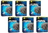 (6 Pack) Fluval Zeo-carb, 150 Gram, 3 Bags each