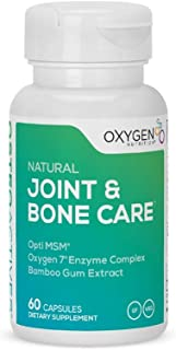 OsteoActives Formula by Oxygen Nutrition | All-Natural Dietary Support for Joints, Bones and Connective Tissue - 60 Count ...